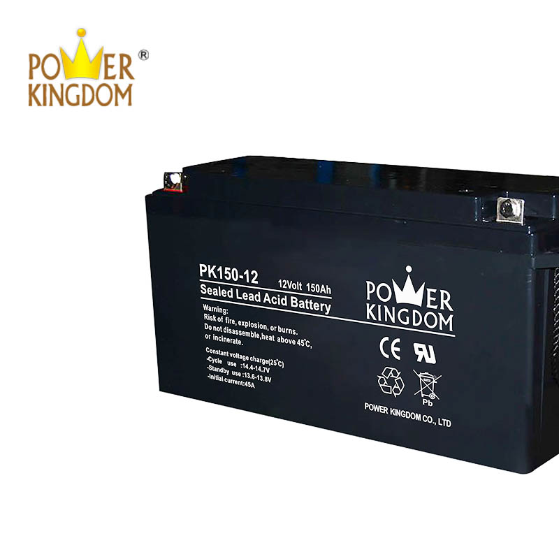 Power Kingdom New 12v 4ah lead acid battery inquire now medical equipment-1