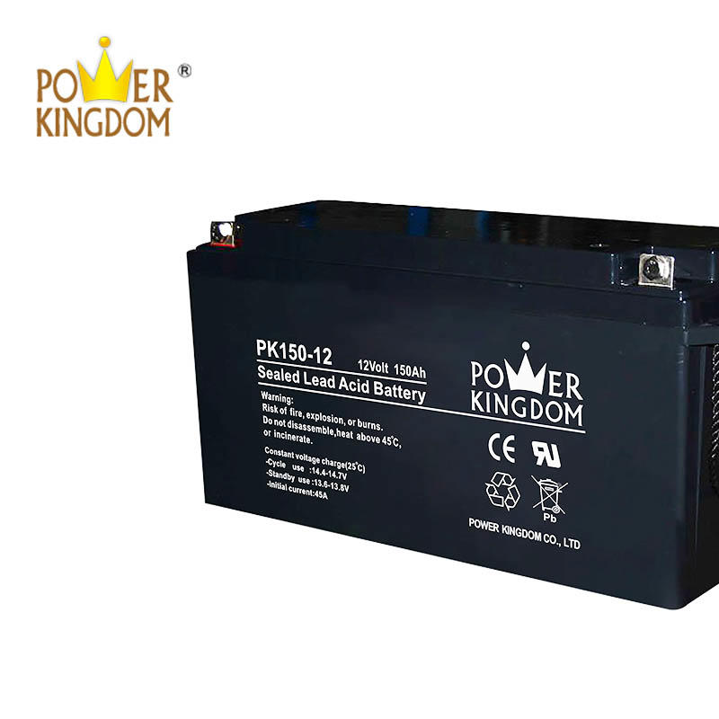 12V 150AH UPS Battery Lead Acid Battery