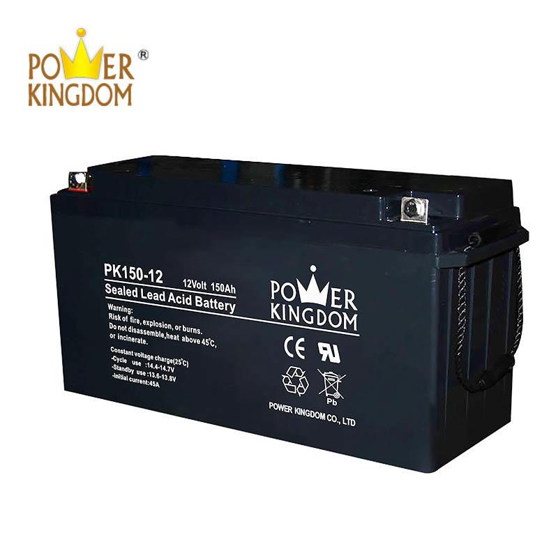 12V 150AH UPS Battery Lead Acid Battery