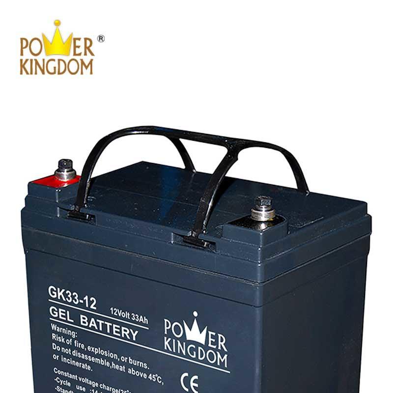 Sealed Gel Batteries GEL 12V 33AH UPS Battery