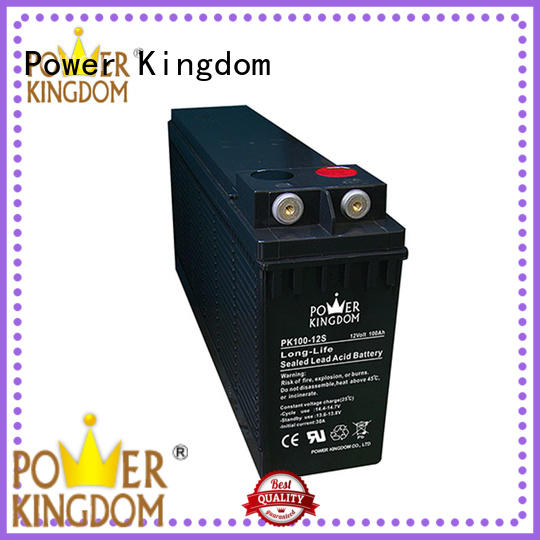 Power Kingdom Front terminal design front terminal battery factory price railway station