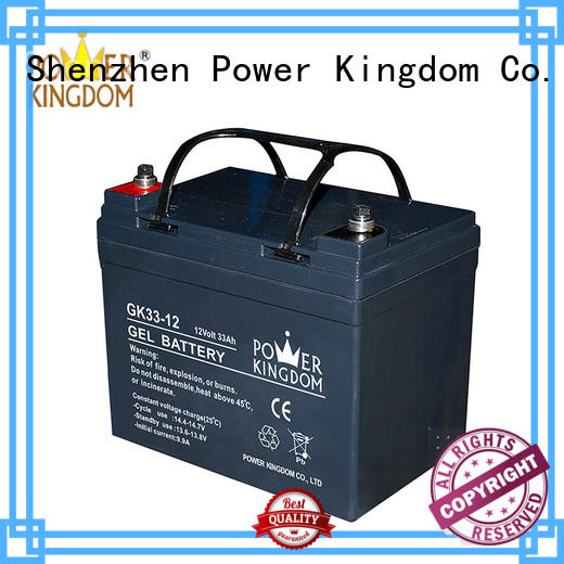 Power Kingdom comprehensive after-sales service gel battery china wholesale website electric toys
