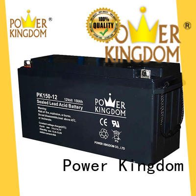 Power Kingdom 12v lead acid battery inquire now solor system