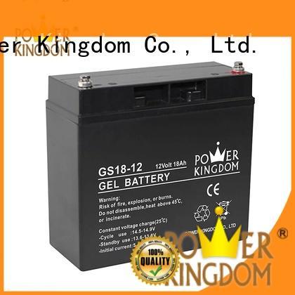 gel type battery fire system Power Kingdom