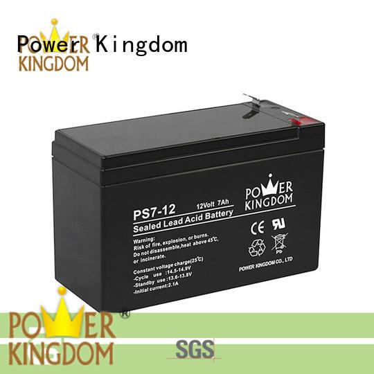 Power Kingdom ups battery on sale electric forklift