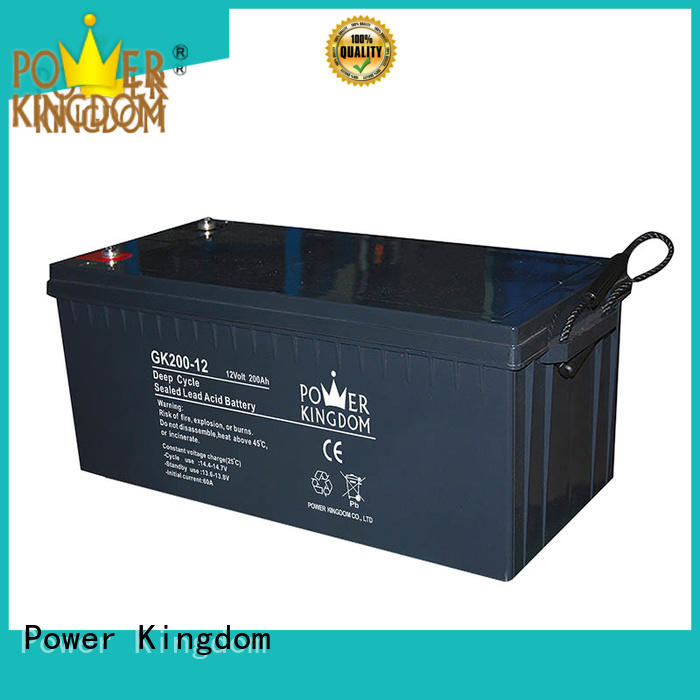 12v agm deep cycle battery in Power Kingdom standby power supplies Power Kingdom