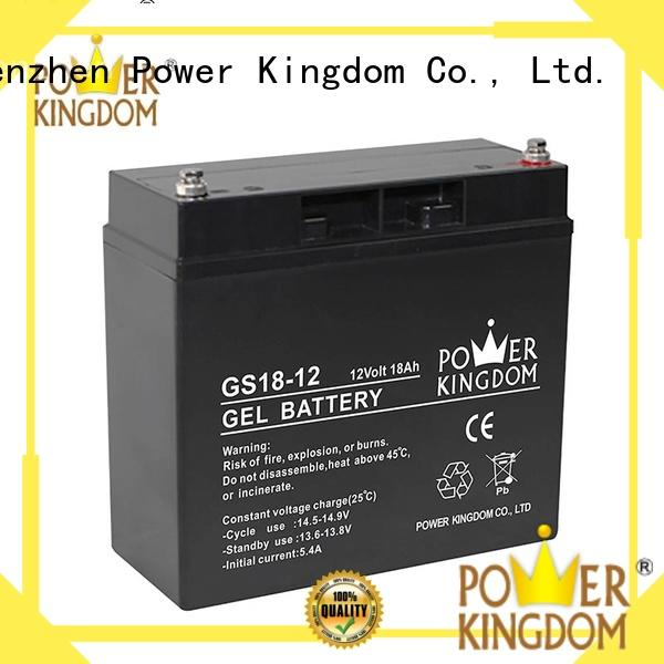 comprehensive after-sales service 100ah agm battery factory price fire system