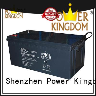 12V 200AH GEL Deep Cycle Solar Battery