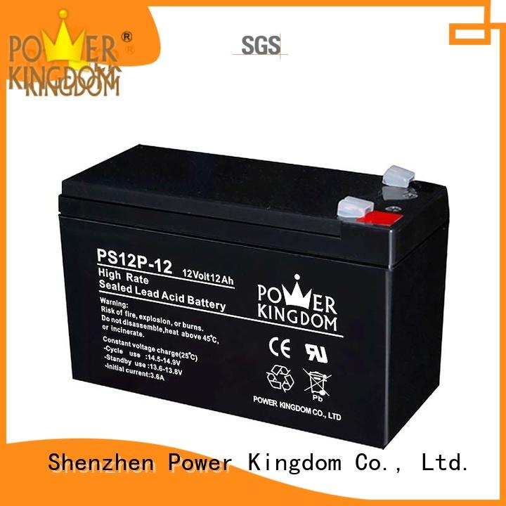 Power Kingdom ups high rate battery from China Power tools