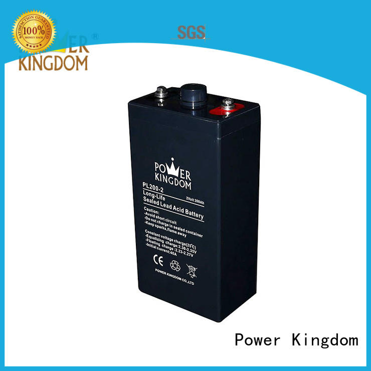 Power Kingdom long vrla lead acid battery inquire now UPS & EPS system