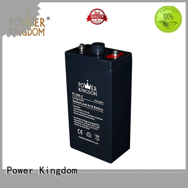 Power Kingdom solar vrla solar battery factory Power tools