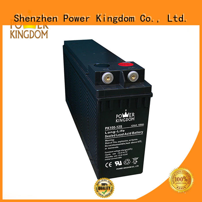 Power Kingdom front terminal battery supplier railway station