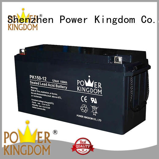 higher specific energy sealed acid battery design medical equipment