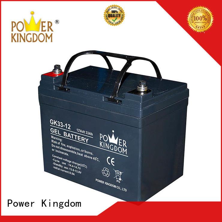 Power Kingdom agm vrla battery china wholesale website communication equipment