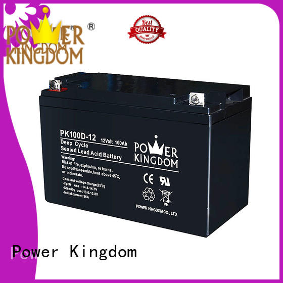 12v deep cycle battery personalized vehile and power storage system Power Kingdom