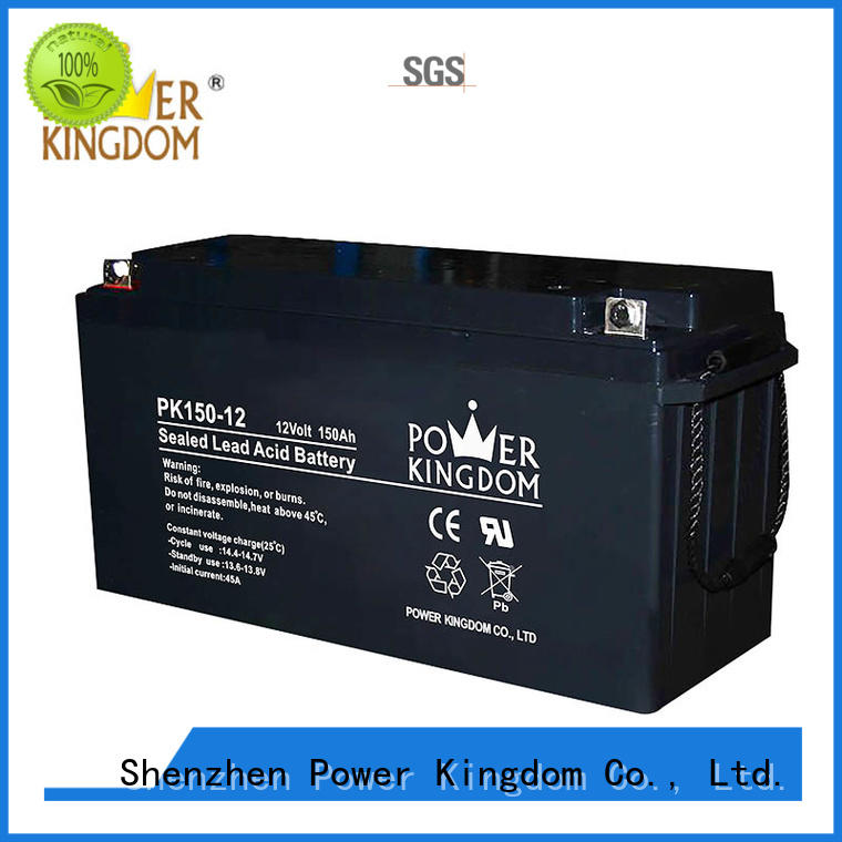 Power Kingdom higher specific energy industrial ups factory solor system