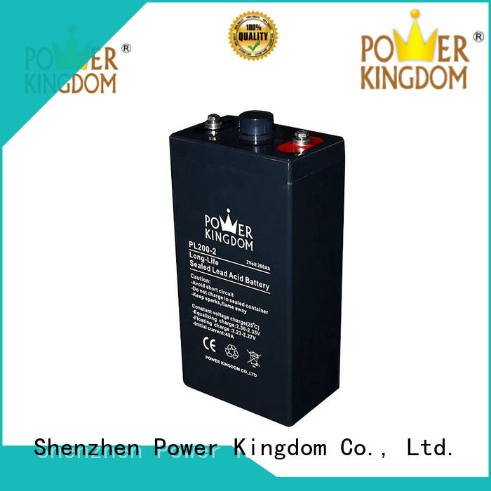 Power Kingdom 12v solar battery factory UPS & EPS system