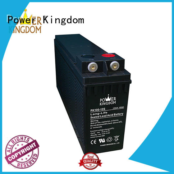 Power Kingdom popular 12v 100ah battery factory price power tools