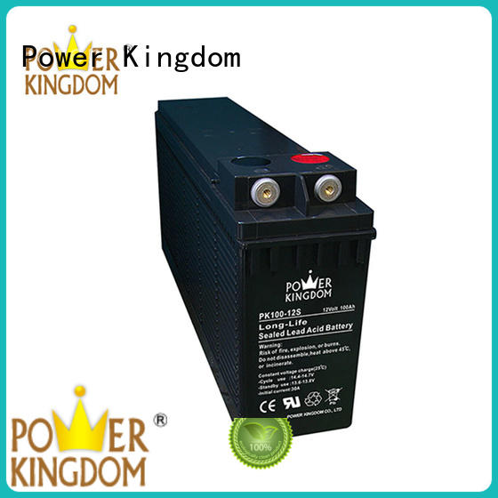 front terminal vrla battery supplier railway station Power Kingdom