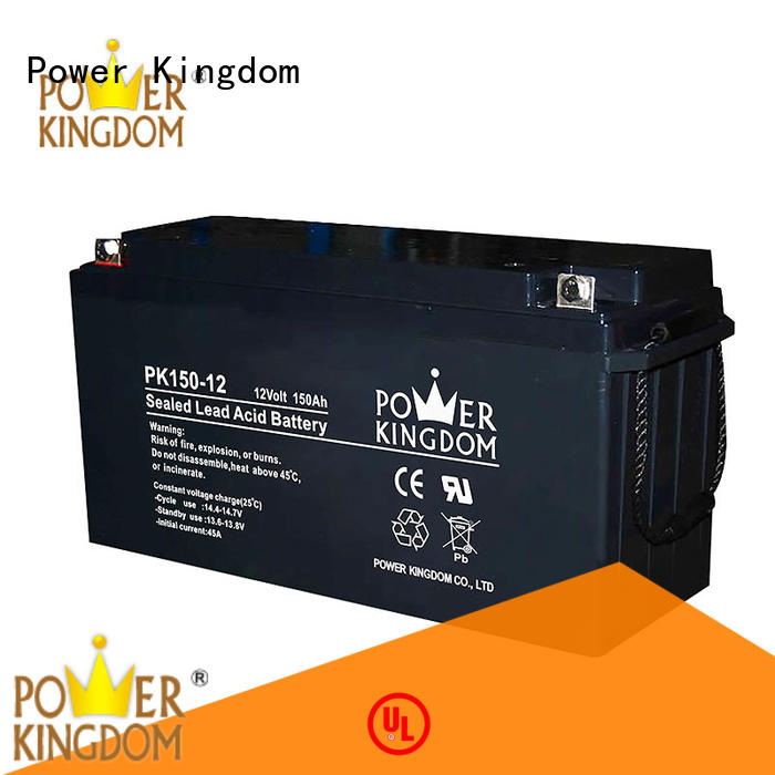 Power Kingdom higher specific energy ups battery pack with good price medical equipment