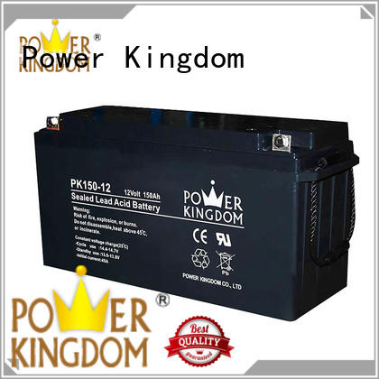 Power Kingdom rechargeable sealed lead acid battery inquire now medical equipment
