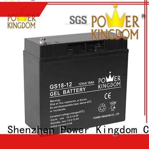 Power Kingdom gel battery china wholesale website communication equipment