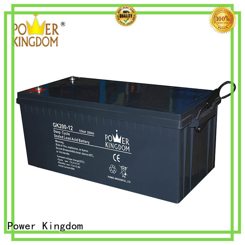 deep cycle battery gel Automatic door system Power Kingdom