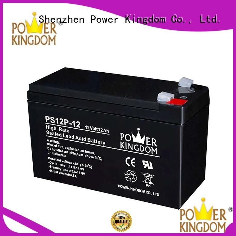Power Kingdom V0 class flame retardant high rate discharge battery