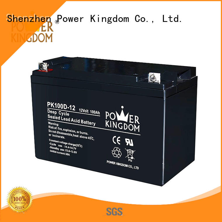 deep deep cycle lead acid battery personalized deep discharge device