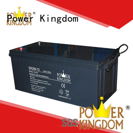 Power Kingdom cycle 12 volt agm deep cycle battery company Automatic door system