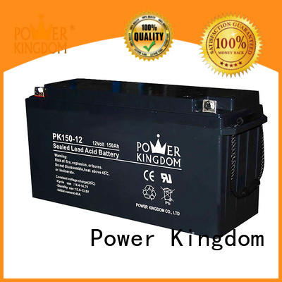 Power Kingdom industrial ups factory wind power system