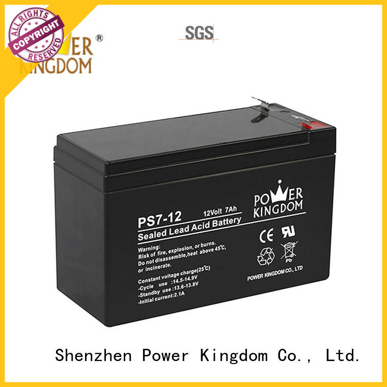 Power Kingdom ups battery replacement promotion electric wheelchair