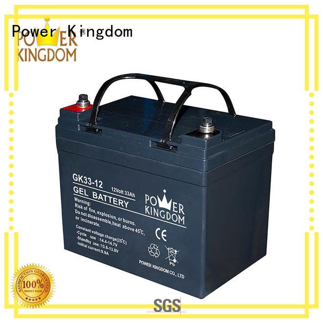 sealed gel batteries communication equipment Power Kingdom