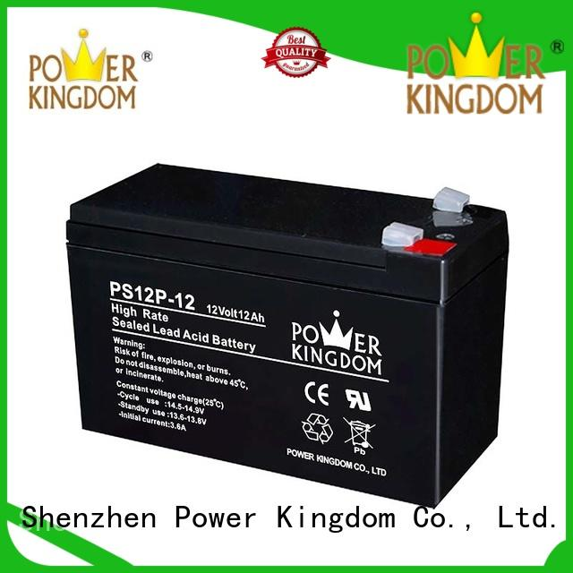 lead acid battery discharge backup equipment Power Kingdom
