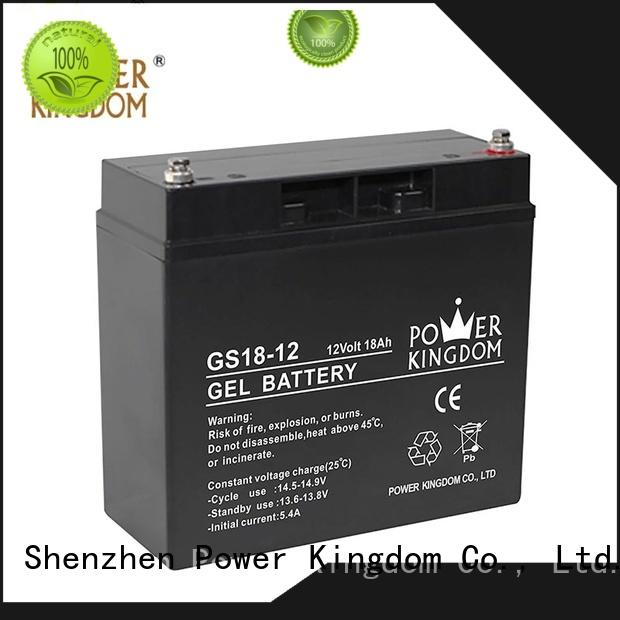 fine workmanship 100ah agm battery directly sale fire system