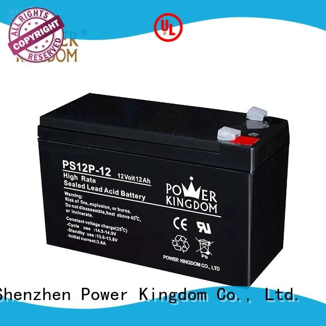 Power Kingdom Low Pressure Venting System lead acid battery self discharge Power tools