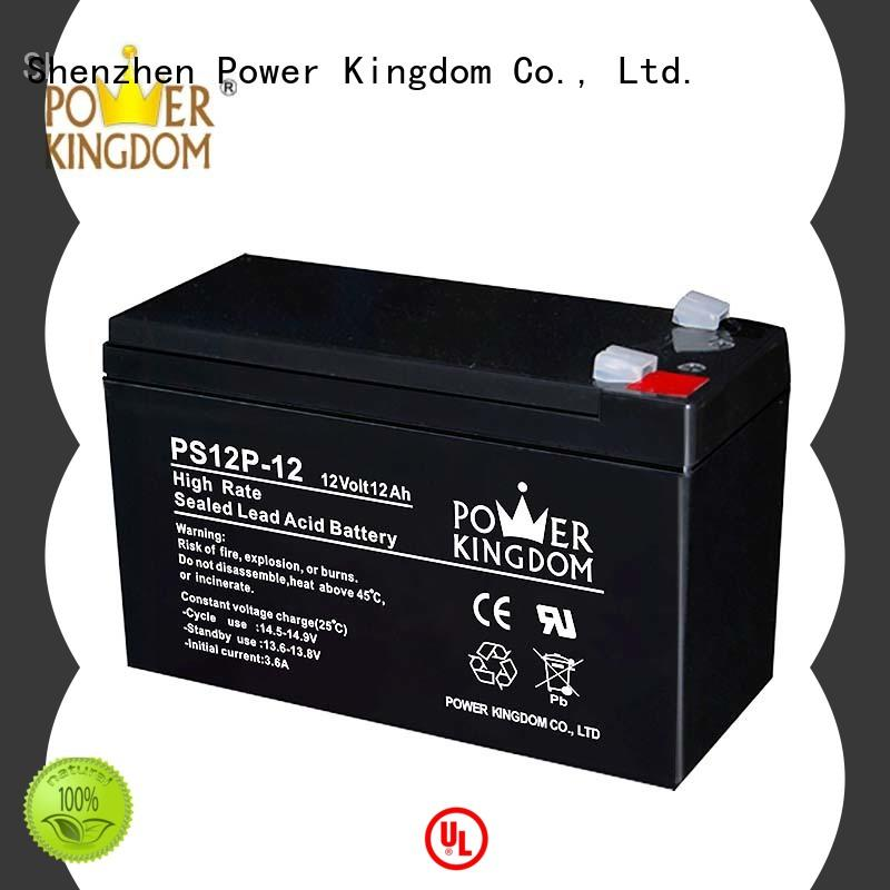 Power Kingdom Low Pressure Venting System lead acid battery self discharge from China UPS & EPS system