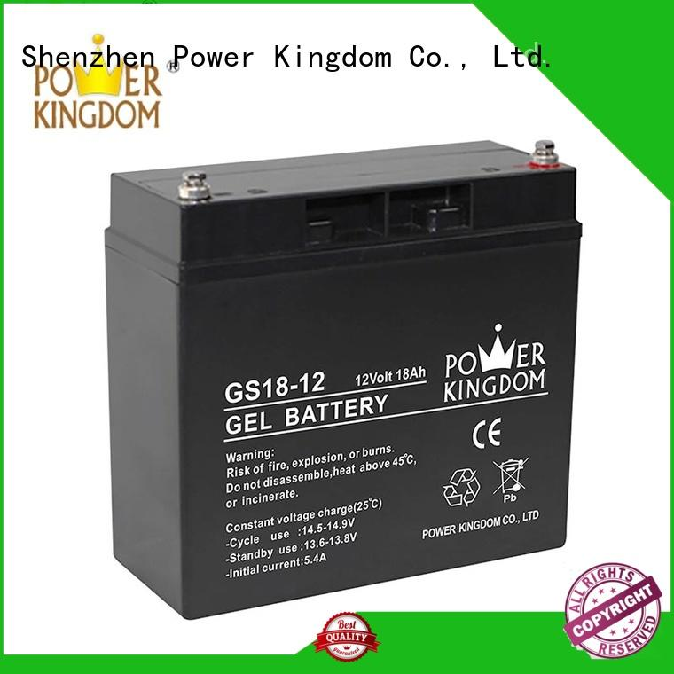 comprehensive after-sales service agm lead acid battery factory price electric toys