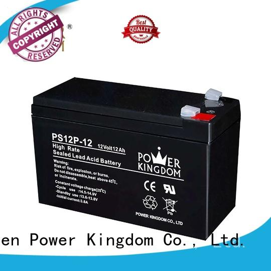 Power Kingdom high rate max battery factory price
