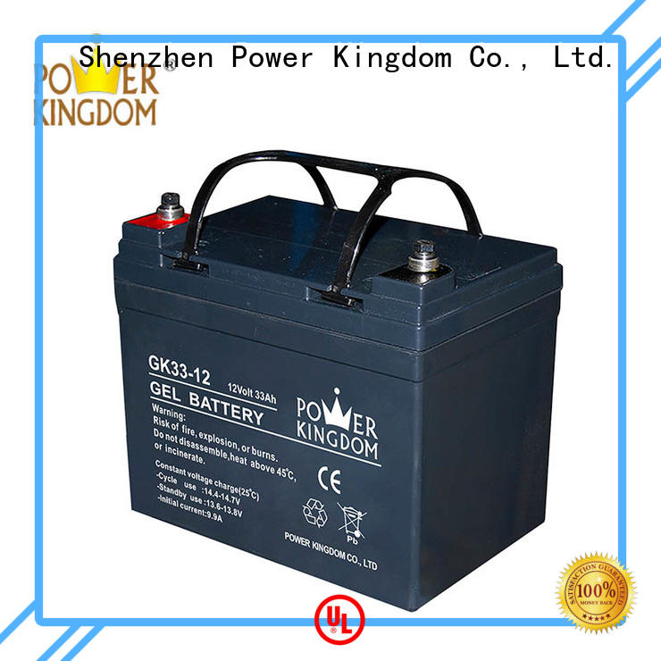 good quality 12v gel battery factory price fire system
