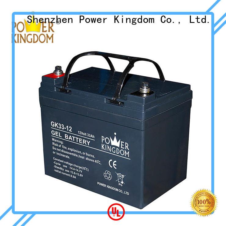 fine workmanship lead acid gel battery directly sale fire system
