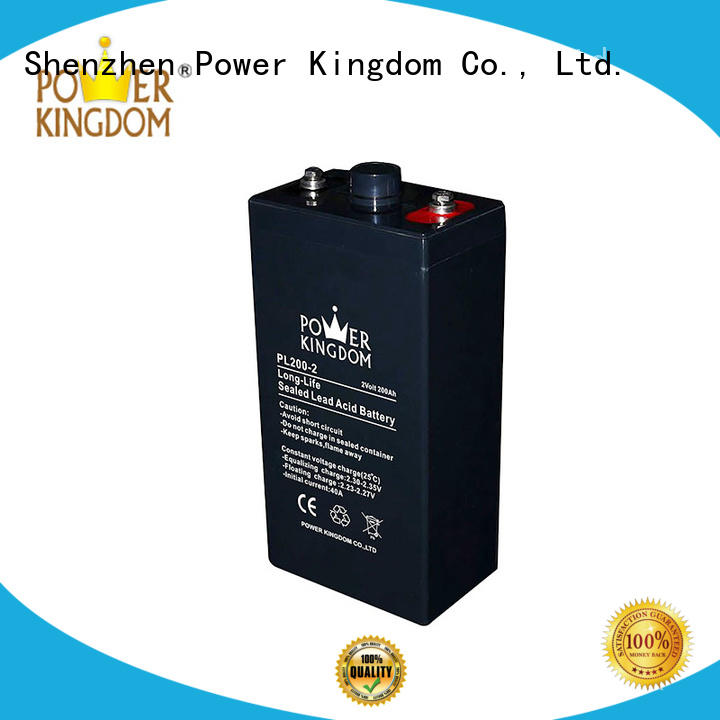 Power Kingdom vrla lead acid battery inquire now Railway systems
