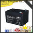 Heat sealed design deep cycle lead acid battery wholesale deep discharge device