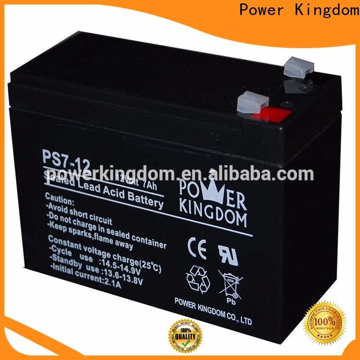 Power Kingdom 105ah deep cycle battery price Suppliers