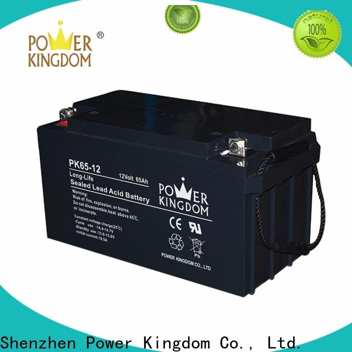 Power Kingdom agm gel cell battery wholesale wind power systems