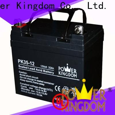 Power Kingdom Latest gel batteries for boats Supply Power tools