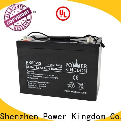 New flooded lead acid battery order now solar and wind power system