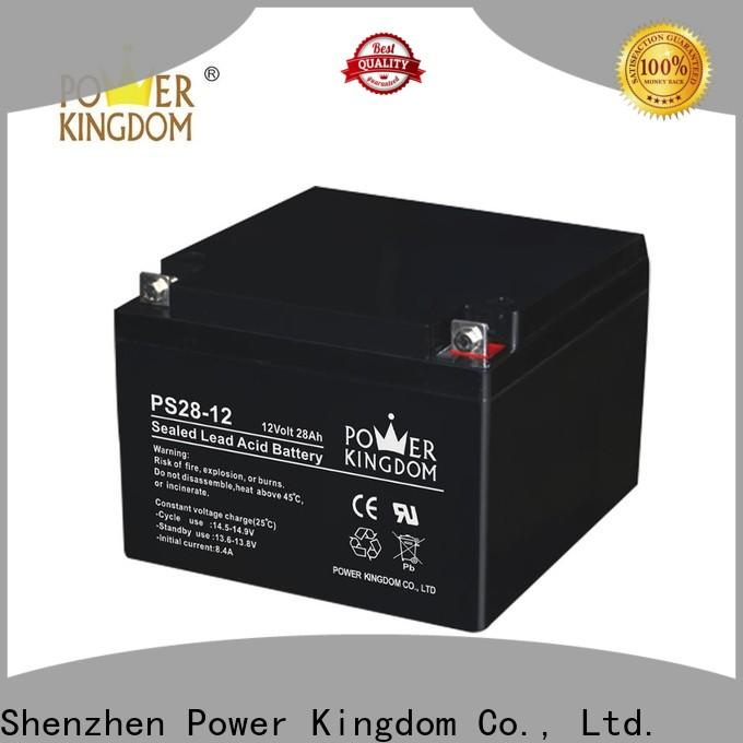 Power Kingdom Top agm battery weight inquire now solar and wind power system