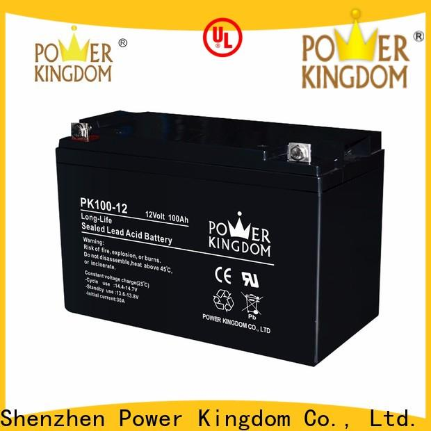 High-quality gel battery technology factory Power tools