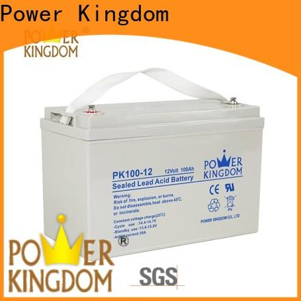 New valve regulated sealed lead acid type rechargeable battery factory price Automatic door system